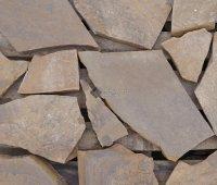 Песчаник каштановый