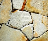 Песчаник бело-рыжий