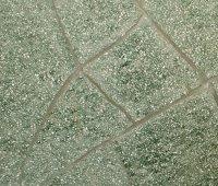Кварцит серебристо-зелёный