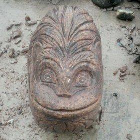 Каменные фигуры для сада